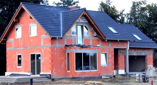Дом из поризованного кирпича Дома из керамического кирпича Дома из керамического кирпича dom iz porizovannogo kirpicha