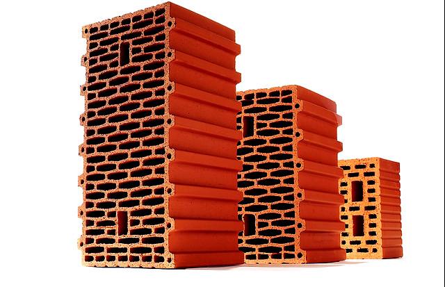 Керамический блок для строительства дома