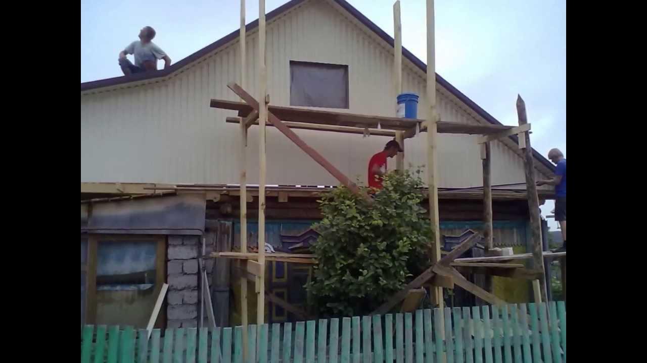Ремонт старого дома своими руками с фото 425