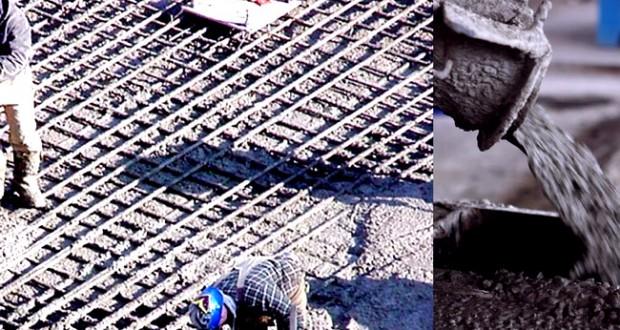 Общая характеристика бетона